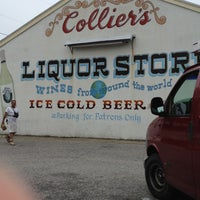 Photo taken at Colliers Liquor Store by ayeen c. on 5/5/2012