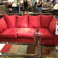 ... Photo Taken At Ashley Furniture HomeStore By Dat L. On 7/29/2012 ...