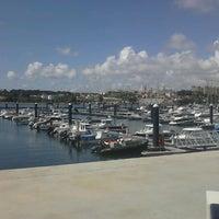 Photo taken at Douro Marina by joao c. on 7/7/2012