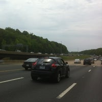 Photo taken at I-95 HOV Merge (The Merge) by Kacy W. on 5/4/2012