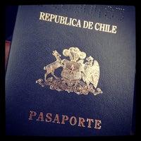 Photo taken at Servicio de Registro Civil e Identificación by Daniela M. on 5/22/2012