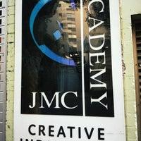 Photo taken at JMC Academy by Ozgenre on 4/24/2012