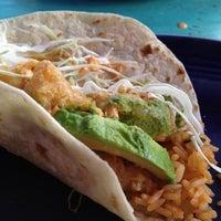 Photo taken at Pink Taco by Matthew H. on 5/13/2012