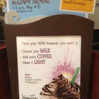 Photo taken at Starbucks by Precious R. on 5/7/2012