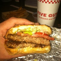 Photo taken at Five Guys by Starr H. on 5/8/2012