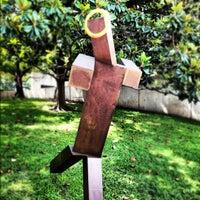 Foto scattata a Cullen Sculpture Garden da El G. il 5/25/2012