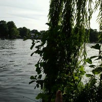 Photo prise au Treptower Park par Dani P. le8/18/2012