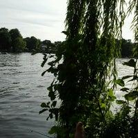 Das Foto wurde bei Treptower Park von Dani P. am 8/18/2012 aufgenommen