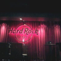 Photo taken at Hard Rock Café by Ankit C. on 7/14/2012