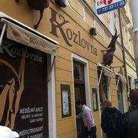 Photo taken at Kozlovna by Savva 🍷 E. on 6/5/2012