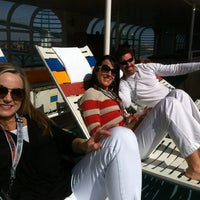 Photo taken at Quiet Cove Pool by Mike S. on 3/11/2012