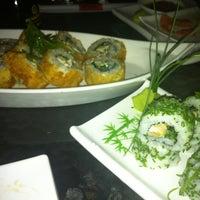 Photo taken at Kazoku Sushi by Miguel V. on 3/14/2012