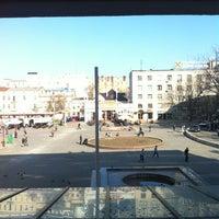 Снимок сделан в Греческая площадь пользователем Ki K. 4/16/2012
