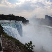 Photo taken at Niagara Falls (American Side) by Clark C. on 9/6/2012