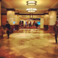 Photo taken at Sheraton New York Times Square Hotel by Bruno R. on 3/6/2012