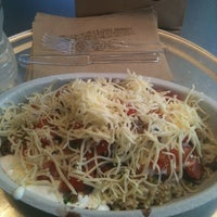 Photo taken at Chipotle Mexican Grill by Pon L. on 7/24/2012