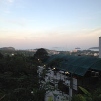 Photo taken at Green Forest Restaurant by Amonmanee K. on 7/15/2012