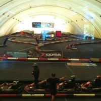Снимок сделан в Forza Karting пользователем Sergey B. 5/15/2012