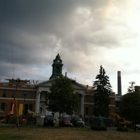 Photo taken at King Alumni Hall by Michael S. on 9/6/2012