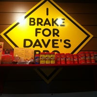 Photo taken at Famous Dave's by Gerald H. on 2/16/2012
