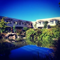 Photo taken at DoubleTree by Hilton Hotel & Spa Napa Valley - American Canyon by Lucas M. on 7/10/2012
