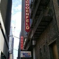Photo taken at Gerald Schoenfeld Theatre by Tobin E. on 8/8/2012