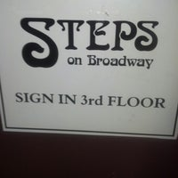 Photo taken at Steps on Broadway by Jesus A. on 8/2/2012