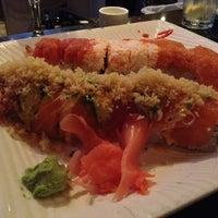 Photo taken at Sushi Hana Japanese Kitchen by Brooke J. on 9/1/2012