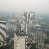 Photo taken at Dynasty Hotel by Tabrez M. on 6/15/2012