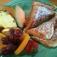 Photo taken at Prairie Cafe by Jessica U. on 8/25/2012