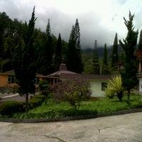 Photo taken at Lembah Hijau, Mountain Resort Hotel by revita j. on 2/8/2012