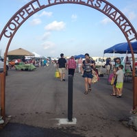Photo taken at Coppell Farmers Market by Todd S. on 5/19/2012
