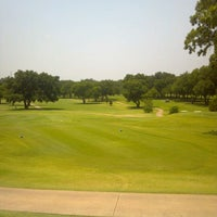 Photo taken at Lake Arlington Golf Course by Barron R. on 6/4/2012
