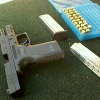 3/15/2012 tarihinde Vincent L.ziyaretçi tarafından Elm Fork Shooting Range'de çekilen fotoğraf