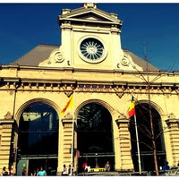 Photo taken at Gare de Namur by Loïc L. on 3/28/2012