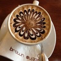 Photo taken at brown sugar cafe by Prapapun💝 N. on 3/24/2012