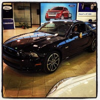 Photo taken at Ford Autosummit by Rafael A. on 7/12/2012