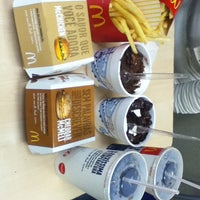 Photo taken at McDonald's by Bárbara P. on 4/28/2012