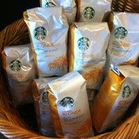 Photo taken at Starbucks by Antonio M. on 5/19/2012