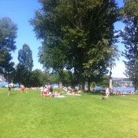 Photo taken at Landiwiese by Steve H. on 6/23/2012