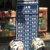 Photo taken at Terminal Lebak Bulus by Bayek K. on 8/4/2012