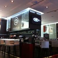 Photo taken at Saquella Espresso Club by Orlando on 7/29/2012