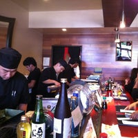 Photo taken at Sumo Sushi by Shawn P. on 3/30/2012