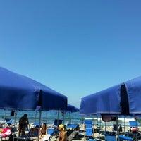 Photo taken at Marina del Boccale by Niccolò Z. on 7/7/2012