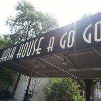 8/18/2012 tarihinde Jeffro S.ziyaretçi tarafından Hash House A Go Go'de çekilen fotoğraf