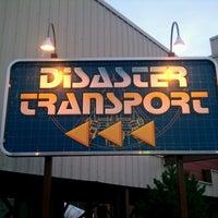 Photo taken at Disaster Transport by Jonathan C. on 6/24/2012