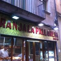 Photo taken at Granja La Pallaresa by Mona C. on 3/10/2012