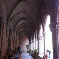 Foto tomada en Convent de Sant Agustí por Eduard R. el 4/16/2012