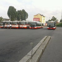 Photo taken at Smíchovské nádraží (tram, bus) by Pavel A. on 6/21/2012