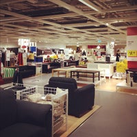 Photo taken at IKEA by Peter P. on 2/7/2012